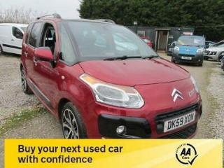 2009 59 CITROEN C3 PICASSO 1.4 PICASSO EXCLUSIVE 5DR PANORAMIC GLASS ROOF