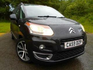 2009 59 CITROEN C3 PICASSO 1.6 PICASSO EXCLUSIVE 5D 120 BHP *LOVELY CONDITION