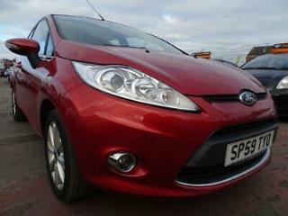 2009 59 FORD FIESTA 1.2 ZETEC 5D GREAT FIRST CAR LOW MILES