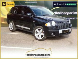 2009 59 JEEP COMPASS 2.4 LIMITED 5D AUTOMATIC 168 BHP 60,000 MILES