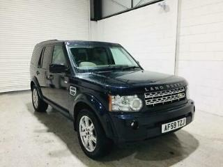 2009 59 Land Rover Discovery 3.0 Tdv6 XS Automatic 5dr