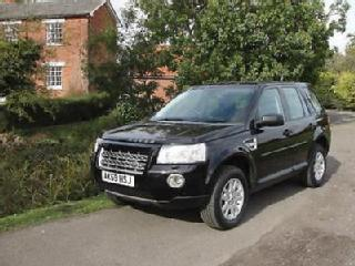2009 59 LAND ROVER FREELANDER 2 2.2 TD4e XS FULL HISTORY SAT NAV LEATHER