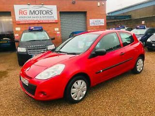 2009 59 Renault Clio 1.2 16v 75bhp Extreme Red 3dr Hatch *ANY PX WELCOME