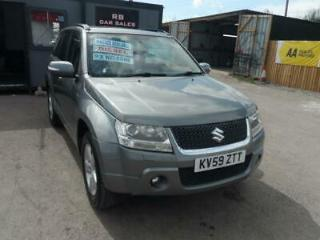 2009 59 SUZUKI GRAND VITARA 1.9 DDiS SZ4 5 DOOR