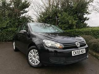 2009 59 Volkswagen Golf 1.4 TSI 122ps S AUTO 36,000 MILES FROM NEW