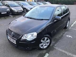 2009 59 Volkswagen Polo 1.4 Match 5dr Automatic 6 Months Warranty Included