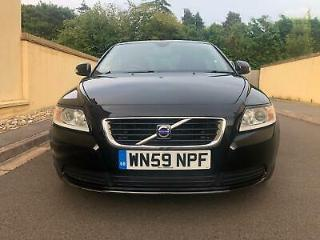 2009 59 VOLVO S40 2.0DS AUTO 2010MY ONE OWNER ONLY 71K NICE CLEAN CAR