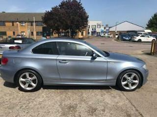 2009 BMW 1 Series 3.0 125i SE Coupe 2dr Petrol Manual 190 g/km, 218 bhp