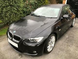 2009 BMW 320 2.0i M Sport Automatic Hard Top Convertible