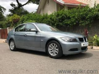 Blue 2009 BMW 3 Series 320i 46,000 kms driven in Benson Town
