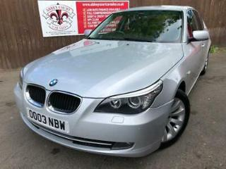 2009 BMW 5 Series 2.0 520d SE Business Edition 4dr