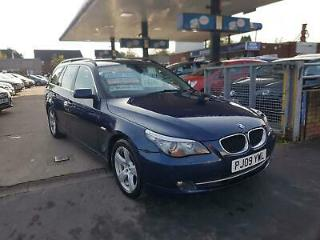 2009 BMW 5 Series 2.0 520d SE Touring 5dr Estate Diesel Manual