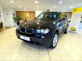 2009 BMW X3 2.0 18D XDRIVE 4WD LEATHER HEATED SEATS BLUETOOTH CRUISE