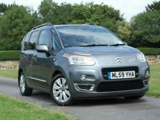 2009 Citroen C3 Picasso 1.6 HDi 16V Exclusive [110] 5dr 5 door MPV