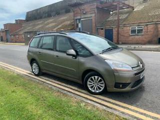 2009 Citroen Grand C4 Picasso 1.6 HDi 16v VTR+ 5dr