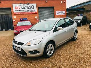 2009 Ford Focus 1.6 16v Style Silver 5dr Hatchback *ANY PX WELCOME