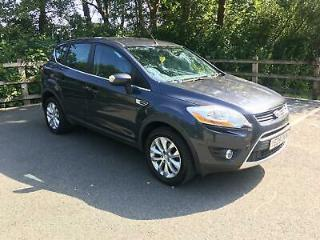 2009 Ford Kuga 2.0TDCi Titanium ✅ only 84k Miles ✅ x half leather. 6 speed
