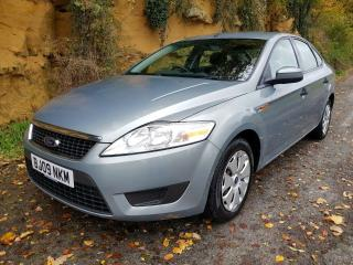 2009 FORD MONDEO TDCI ZETEC DIESEL FULL SERVICE HISTORY