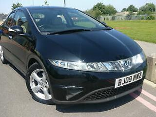 2009 Honda Civic 1.8i VTEC SE +FULL LEATHER + HEATED SEATS