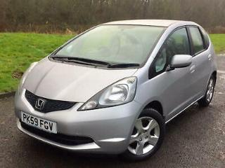 2009 Honda Jazz 1.4 ES T Hatchback 5dr Petrol Manual 128 g/km, 98 bhp