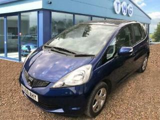 2009 Honda Jazz 1.4 i VTEC ES 5dr Hatchback Petrol Manual