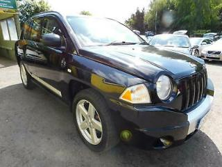 2009 JEEP COMPASS LIMITED CRD GREAT VALUE 4X4! ESTATE DIESEL