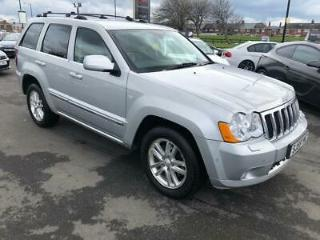 2009 Jeep Grand Cherokee 3.0 CRD V6 Overland SUV 5dr Diesel Automatic 4x4