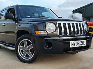 2009 JEEP PATRIOT 2.0CRD Sport