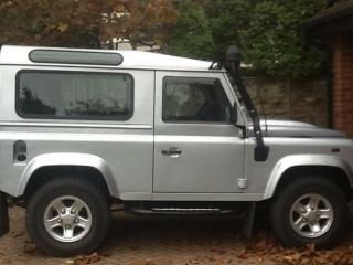 2009 Land Rover Defender 90 2.4 TDI County 4x4