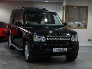 2009 Land Rover Discovery 4 3.0 TD V6 HSE 4X4 5dr