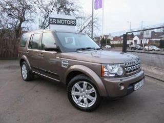 2009 Land Rover Discovery 4 3.0 TD V6 XS 4X4 5dr
