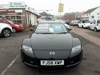 2009 MAZDA RX 8 192ps 4 Door Coupe From £4,195 + Retail Package