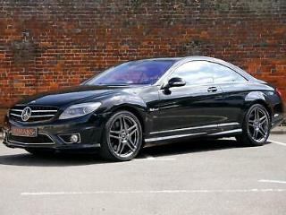 2009 Mercedes Benz CL 63 AMG 6.2 V8 7G Tronic AMG Drivers Pack New Price!