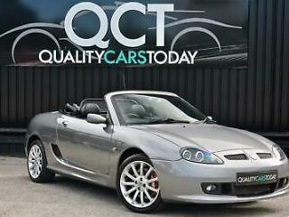 2009 MG MGF TF 1.8 135 LE 500 * Graphite Grey + Number 438 of 500
