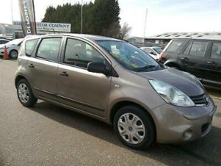 2009 Nissan Note 1.6 16v Visia AUTOMATIC 60K FSH Full Mot Excellent Condition