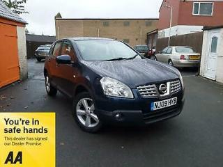 2009 Nissan Qashqai 1.5dCi 2WD Acenta Cambelt replaced