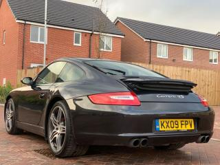 2009 Porsche 911 997 Carrera 4s 4wd 3.8 tiptronic auto turbo wheels no px swap