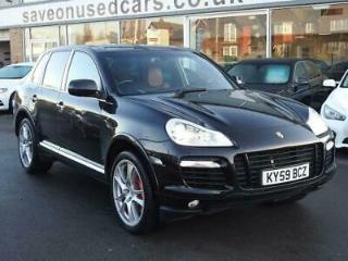 2009 Porsche Cayenne Turbo 5dr Tiptronic S 5 door Estate