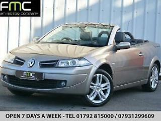 2009 Renault Megane Dynamique 1.5dCi *Full Leather Seats Cruise Control