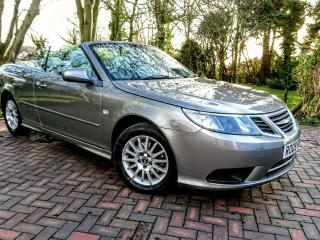 2010 Saab 9 3 Linear 1.9 TiD 6 speed Manual Convertible arriving soon