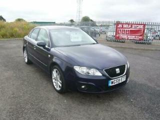 2009 Seat Exeo 2.0 TDI CR SE 4dr [143] 4 door Saloon