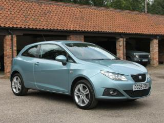 2009 seat Ibiza Sport 3 door hatch only 37000 miles and full service history