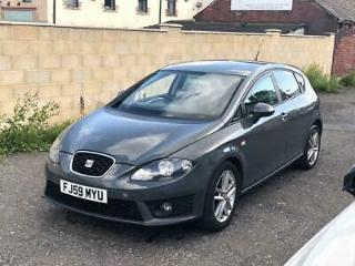 2009 SEAT Leon 2.0 TSI FR 5dr LEATHER INTERIOR + GOLF GTI S3