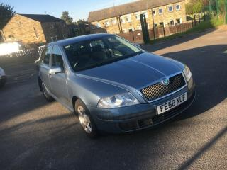 2009 SKODA OCTAVIA AMBIENTE 1.9 TDI FULL MOT CAMBELT SERVICED VERY CLEAN CAR