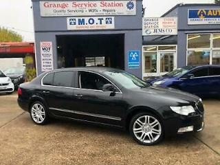 2009 Skoda Superb 2.0 TDI PD 140 Elegance 5dr DSG Rear Parking Sensors HATCHBA