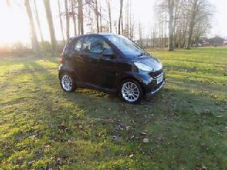 2009 Smart fortwo 1.0 71bhp Passion auto netherton cars