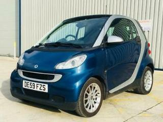 2009 Smart fortwo 1.0 AUTOMATIC 1 PREVIOUS OWNER