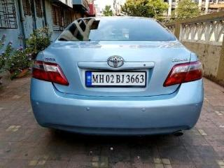 toyota camry 2009 W4 AT