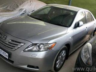 Silver 2009 Toyota Camry W1 MT 100000 kms driven in G K M Colony