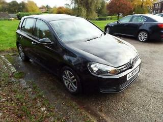 2009 Volkswagen Golf 2.0 TDI CR SE Hatchback 5dr Diesel Manual